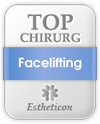 Estheticon Siegel Top Chirurg Facelifting
