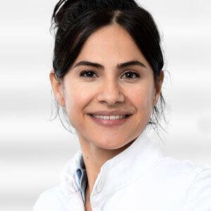 Dr. Mehrnoosh Akhavanpoor - Fachärztin für Plastische Chirurgie
