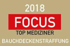 Dr. Magnus Noah ist Focus Top Mediziner für Bauchdeckenstraffungen