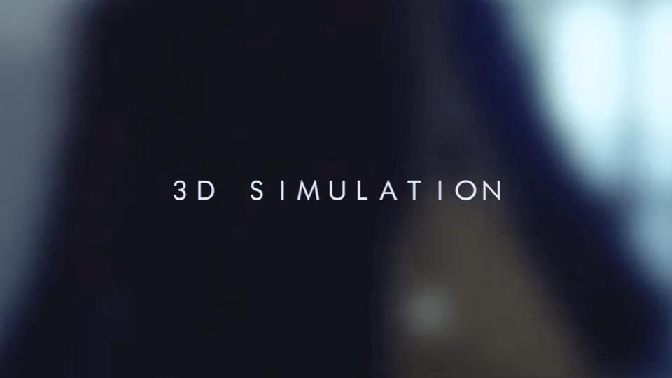 3D-Simulation verdeutlicht vorab das Ergebnis der Behandlung