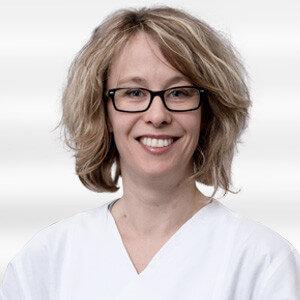 Yvonne Flotho - Krankenschwester an der Noahklinik