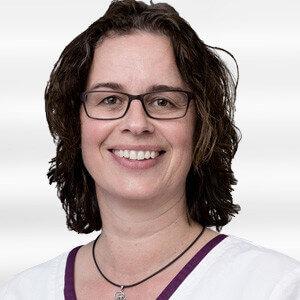 Susanne Bork - medizinische Fachangestellte der Noahklinik