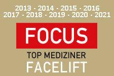 Focus-Auszeichnung Prof. Dr. Noah Facelift