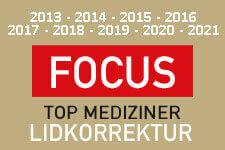 Focus-Auszeichnung Prof. Dr. Noah Lidkorrektur